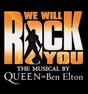 We Will Rock You - RM